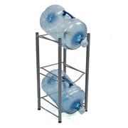 Mind Reader 3 Tier Stainless Steel Heavy Duty Water Cooler Jug Rack