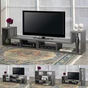 Brassex – Support pour téléviseur à multiples configurations, gris (172119-X2-GR)