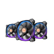 Thermaltake – Radiateurs ventilateurs d'ordinateur Riing 12 RGB