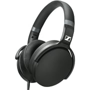 Sennheiser Closed Around Ear Headphone with Inline Mic 3.5mm, 1.4M Foldable