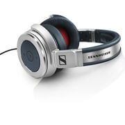 Sennheiser 505985 Closed Audiophile Headphones with Inline Mic 3.5mm, 1.2M