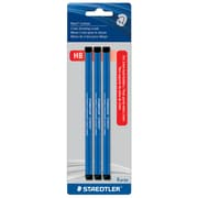 Staedtler® Carbon Lead HB, 3/Pack