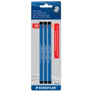 Staedtler® Carbon Lead 2H, 3/Pack
