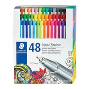 Staedtler® Triplus Fineliners Assorted Colours