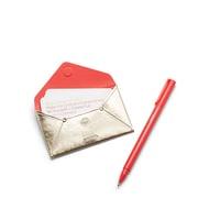 Poppin Card Case, Gold