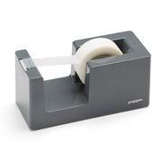 Poppin Tape Dispenser, Dark Grey