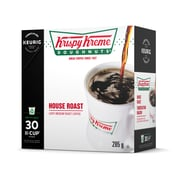 Krispy Kreme House Roast Coffee K-Cup Pod, 30/Pack (68-22830)