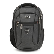 High Sierra Endeavor Essential Backpack, Mercury/Heather/Black