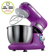 Sencor STM 3015VT-NAA1 6-Speed Stand Mixer, Violet (Open Box)
