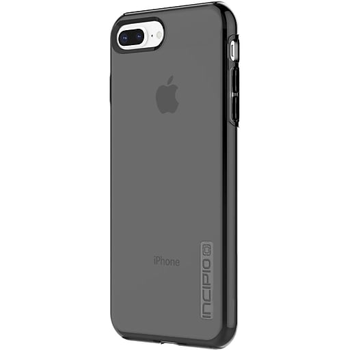 big sale 8de76 aa19f Incipio DualPro Smoke Cover for iPhone 7 Plus/iPhone 8 Plus (IPH-1660-SMK)