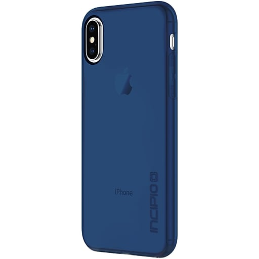 buy online 00cec b4c20 Incipio NGP PURE Navy Cover for iPhone X (IPH-1630-NVY)