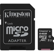 Kingston Canvas Select 64 GB microSDXC