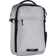 "Timbuk2 Division Carrying Case (Backpack) for 15"" Bottle, Tablet, Books, Notebook, Key, Pen, Smartphone, Lunch, Jacket, Fog"