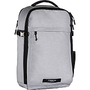 "Timbuk2 Division Carrying Case (Backpack) for 15"" Bottle, Tablet, Books, Notebook, Key, Pen, Smartphone, Lunch, Jacket, Fog"