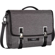 "Timbuk2 Closer Carrying Case (Briefcase) for 15"" Pen, Smartphone, Notebook, Bottle, Card, Key, Coffee, Tablet, Jet Black"