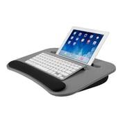 LapGear eDesk Lap Desk, Cool Grey