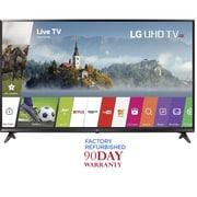 LG - Téléviseur intelligent 4K à DEL remis à neuf, 49 po (49UJ6300)