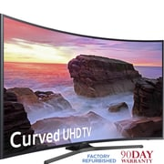 "Refurbished Samsung 55"" Curved 4K Smart LED TV (UN55MU6500)"