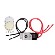 Dimplex DTK-DP Double Pole built-in Thermostat Kit 240v/347v/600v, 22a/11a/10a, White