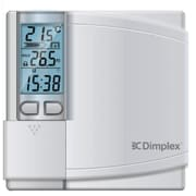 Dimplex dwt431w-p Line Voltage Programmable Thermostat, White