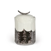 Feather Can With Lid (2350-AM8271-00)