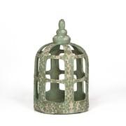Ceramic Lantern With Antique