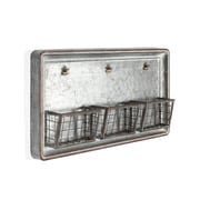 Wall Metal Basket With 3 Clips (7168-AM5366-00)