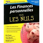 Les Finances Personnelles Pour les Nuls, French Only (388594)