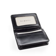 Business card scanner bugatti synthetic leather business card case black bcc5000s black reheart Images