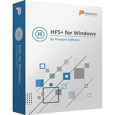 HFS+ for Windows by Paragon Software [Download]