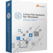 Linux File Systems for Windows by Paragon Software [Download]