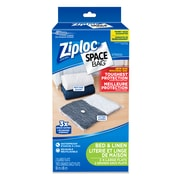 Ziploc Bed & Linen Space Bags, 2/Pack (SCJ70465)