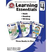 Canadian Curriculum Press – Cahier d'exercices Essentiels d'apprentissage