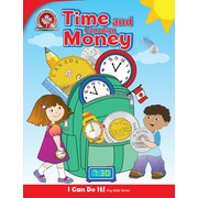 Canadian Curriculum Press – Cahier d'exercices Temps et argent, anglais