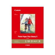 Canon - Papier photo PP-301 Plus, lustré II, paq./20 feuilles