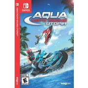 Nintendo Switch Aqua Moto Racing: Utopia