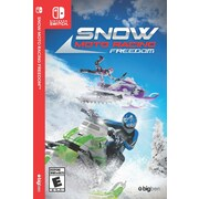 Nintendo – Jeu Snow Moto Racing: Freedom pour Nintendo Switch