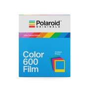 Polaroid Originals™ Colour Film for 600, Colour Frames, 8/Pack (PRD004672)