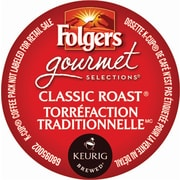 Keurig® Folgers Gourmet Selections Classic Roast, Medium, 24 Pods/Pack