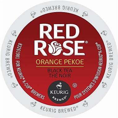 Keurig® Red Rose Orange Pekoe Black Tea, 24 Pods/Pack