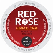 Keurig® - Thé noir Orange Pekoe de Red Rose, paq./24 dosettes