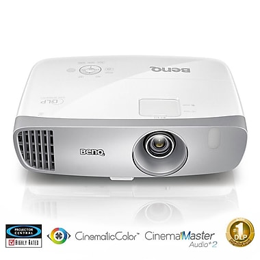 BenQ HT2050A DLP HD 1080p 3D Home Theater All-Glass Cinema Grade Lens Projector