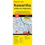 MapArt Kawartha Map