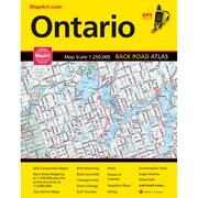 MapArt Ontario Road Atlas (10226)