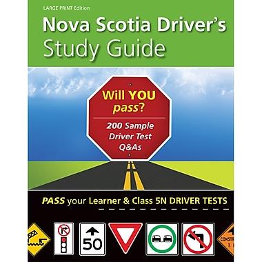 MapArt Nova Scotia Drivers Guide