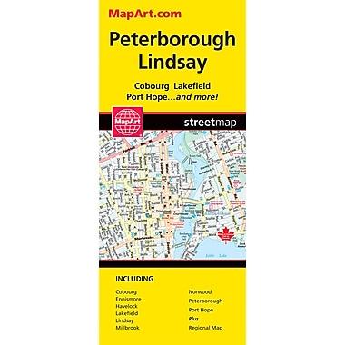 MapArt Peterborough Map