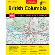 MapArt British Columbia Road Atlas (01170)