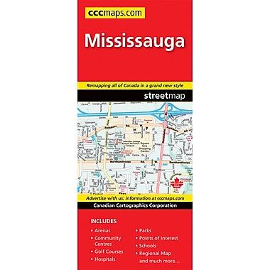 MapArt Mississauga Map