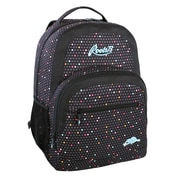 Roots 15.6 Polyester Computer Backpack, Multi Dot