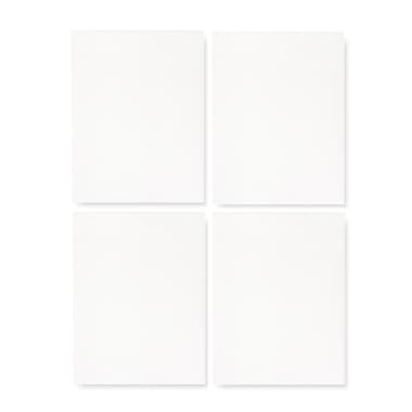 Gartner Studios Printable White Notecards with Envelopes, 100/Pack